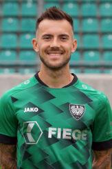 2021/2022 - Joshua Holtby - SC Preußen Münster