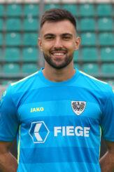 2021/2022 - Marko Dedovic - SC Preußen Münster