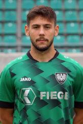 2021/2022 - Deniz-Fabian Bindemann - SC Preußen Münster